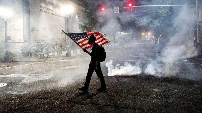 Elections présidentielles américaines: Joe Biden dans le piège des violences urbaines