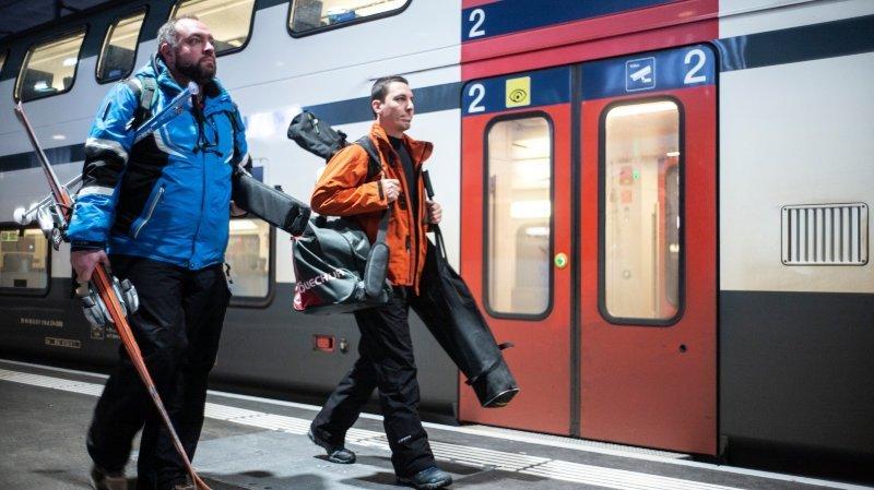 Le Verbier Express sera de retour cet hiver.