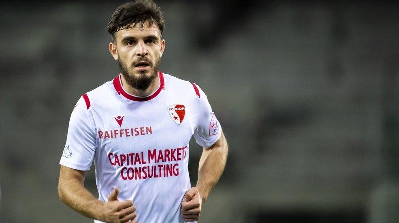 FC Sion: Bastien Toma s'engage au KRC Genk