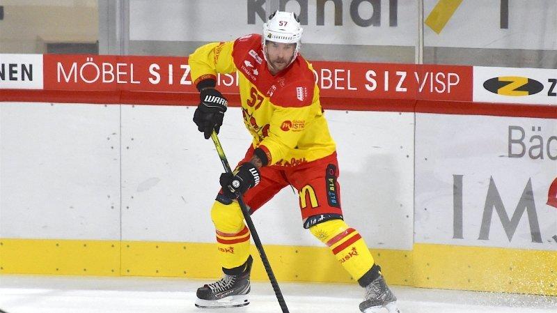 Hockey: Sierre dominé par son rival et voisin, Viège