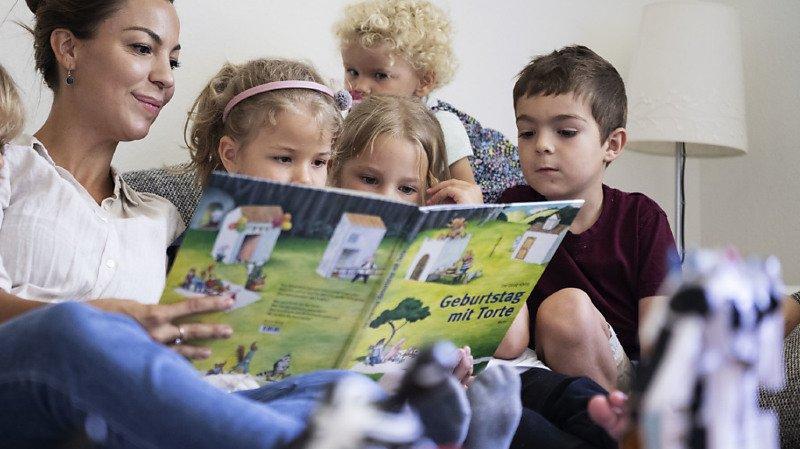 Bien-être des enfants: la Suisse se classe au 4e rang selon l'UNICEF