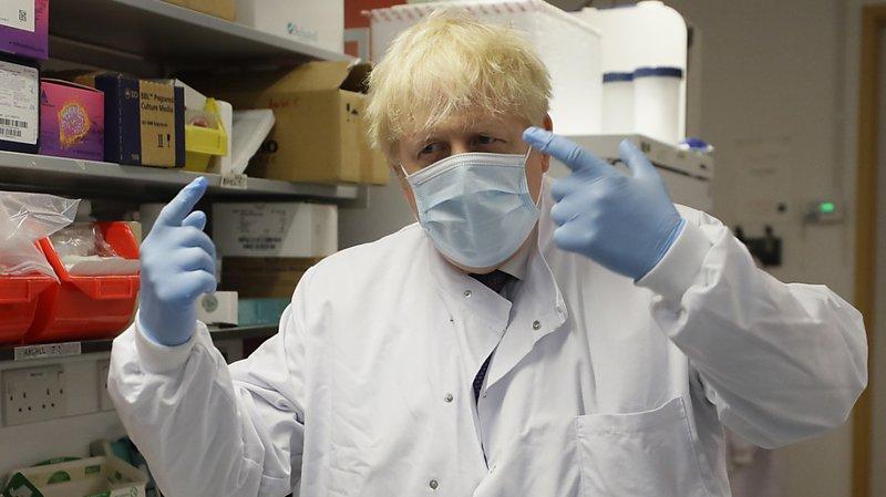 Coronavirus: amende de  près de 11'800 francs en cas de non-respect de la quarantaine en Angleterre