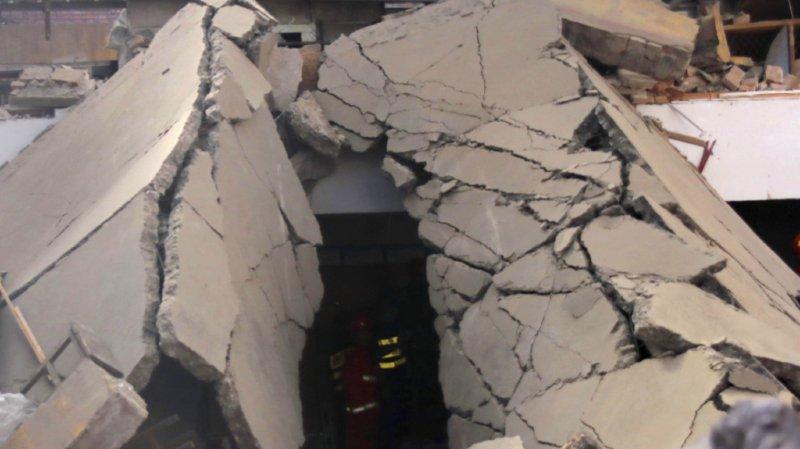 Le drame est survenu vers 09h40 locales à Xiangfen dans la province du Shanxi.
