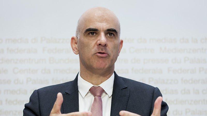 Coronavirus: Alain Berset veut éviter à tout prix un 2e confinement en Suisse