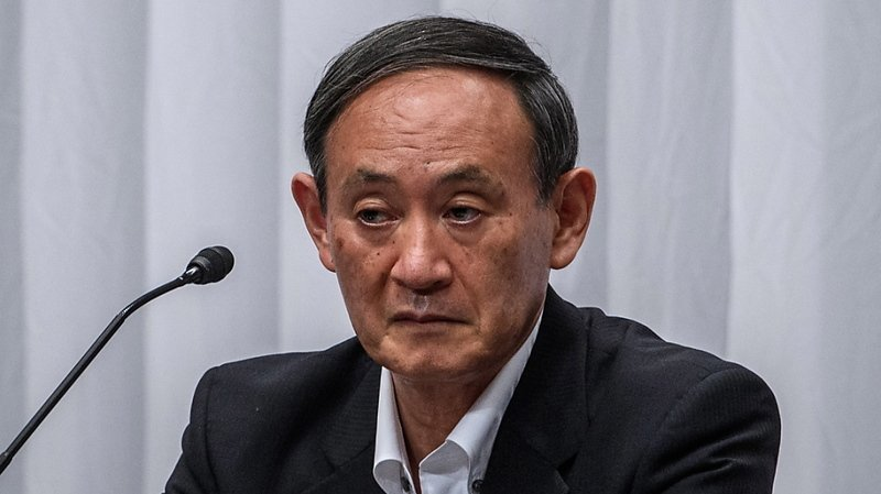 Japon: Yoshihide Suga remplacera Shinzo Abe à la tête du gouvernement