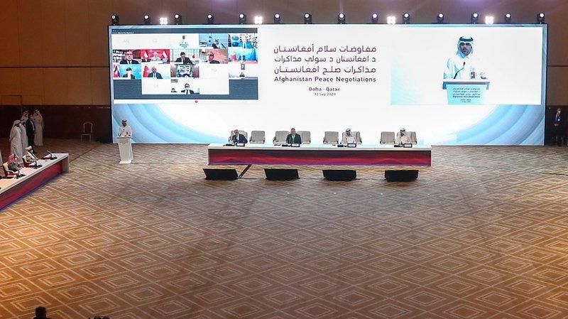 Afghanistan: des négociations de paix ont commencé à Doha entre le gouvernement et les talibans