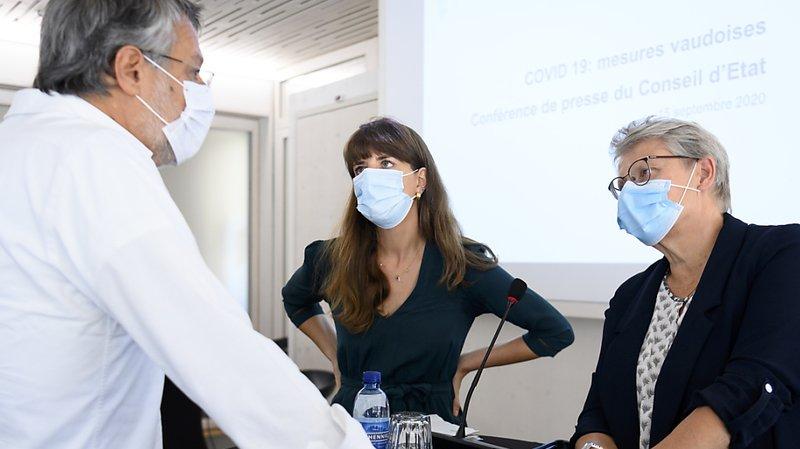 Coronavirus: le canton de Vaud durcit ses mesures sanitaires