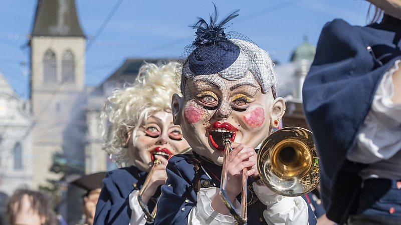 Coronavirus: pas de cortège pour le carnaval de Lucerne