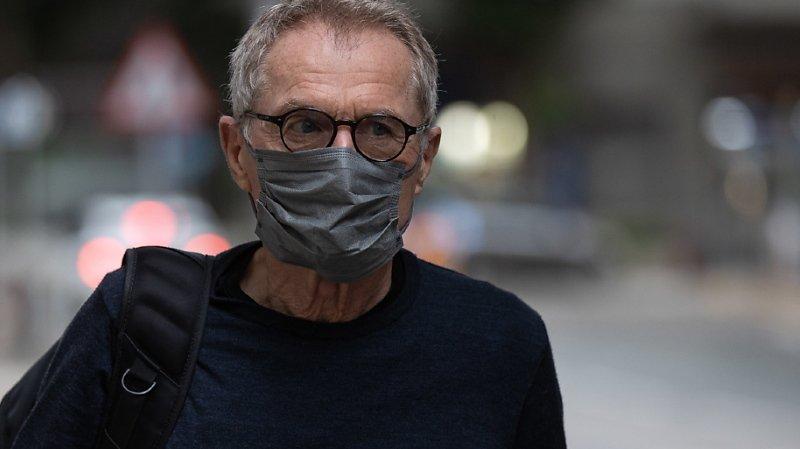 Hong Kong: un photographe suisse risque un an de prison pour «trouble à l'ordre public»