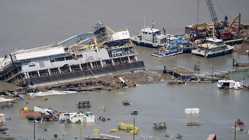 Intempéries: l'ouragan Laura fait au moins quatre morts en Louisiane