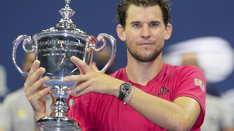 Tennis – US Open: Dominic Thiem remporte son premier titre