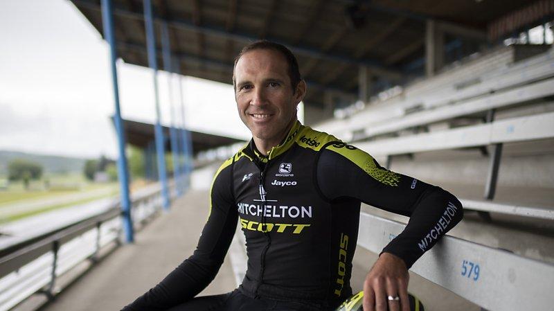 Cyclisme: Michael Albasini sera le nouvel entraîneur national
