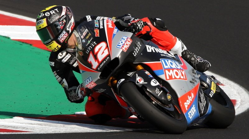 Moto2: Thomas Lüthi seulement 16e sur la grille