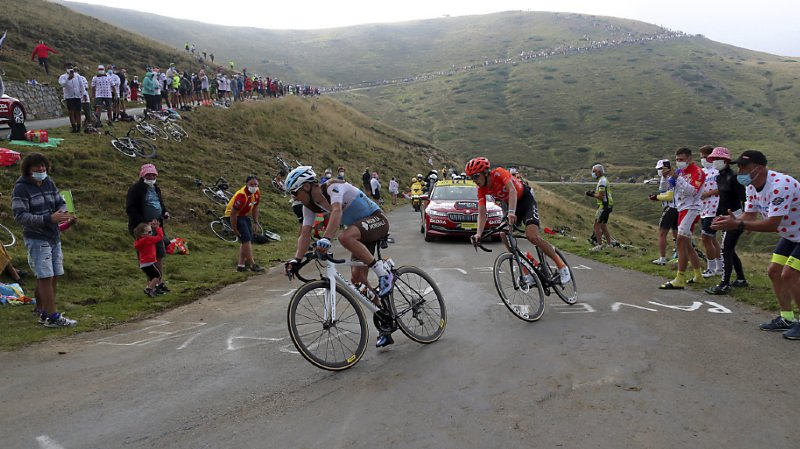 Cyclisme – Tour de France: Peters s'impose en solitaire et Yates défend son maillot jaune