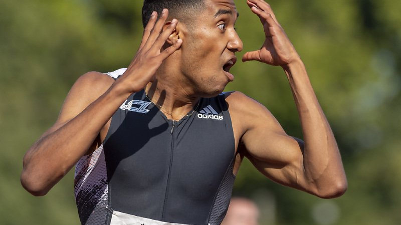 Athlétisme: William Reais court 200m en 20''24 aux Championnats suisses à Bâle