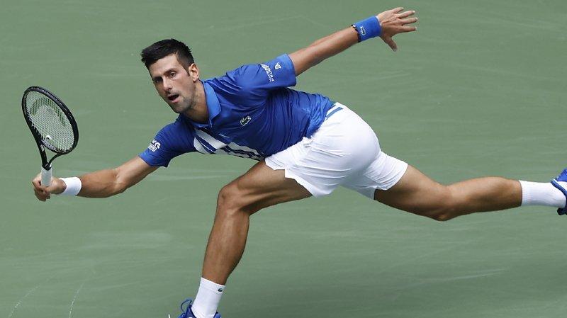 Tennis – US Open: l'incroyable série de victoires de Novak Djokovic continue