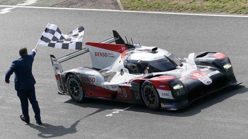 Automobilisme: après le pire, auMans, Sébastien Buemi savoure le meilleur
