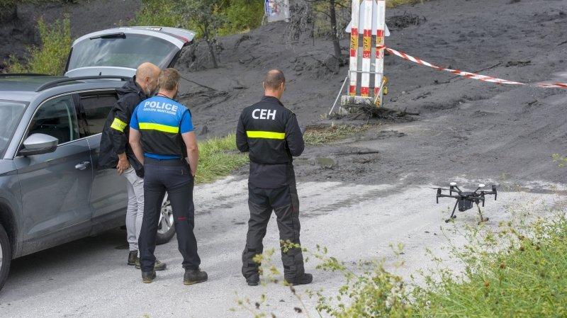 Jusqu'à présent, les recherches des deux victimes ont coûté 200 000 francs.