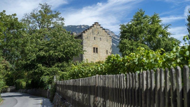 Veyras: Rilke s'installe à Muzot grâce à une photographie