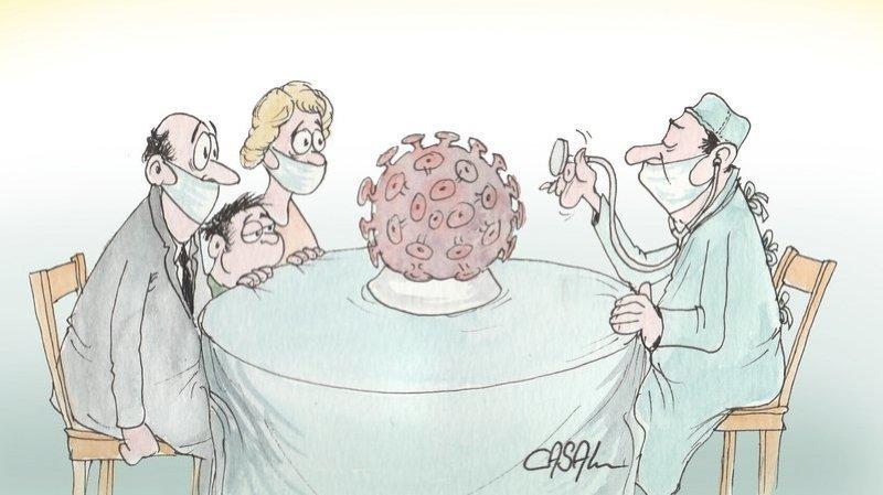 Coronavirus: davantage de tests en raison de la grippe ou de la toux?