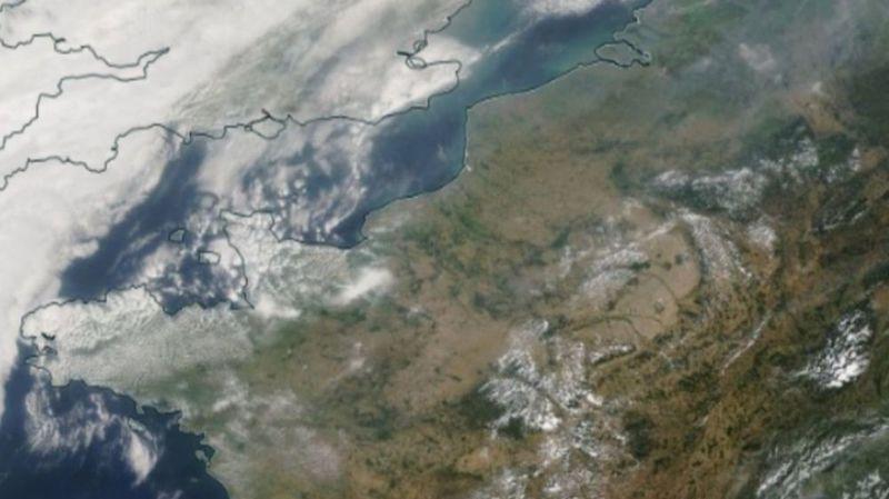 Incendies aux Etats-Unis: des fumées sont arrivées en Europe