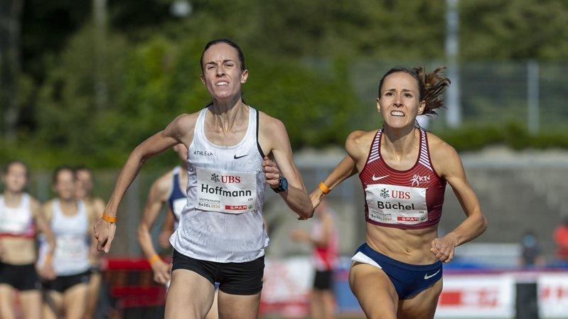 Athlétisme: Lore Hoffmann abat une barrière psychologique
