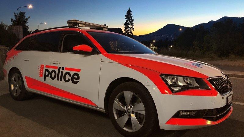 La police a ouvert une enquête sur les deux agressions qui ont eu lieu à Sion lundi.