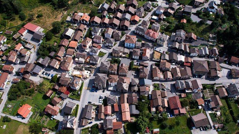 Fiscalité: la Commune de Chalais de nouveau réprimandée par l'Inspection cantonale des finances