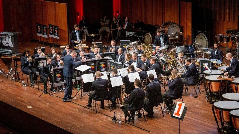 Le Concours suisse des brass bands est annulé