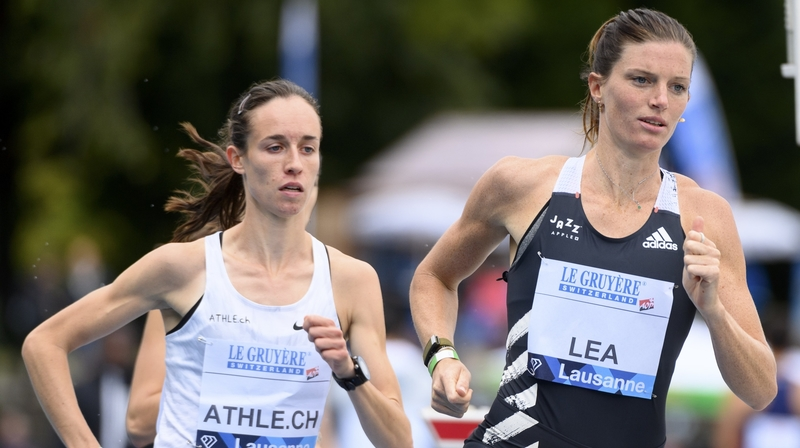 Athlétisme: cette fois, Lore Hoffmann a battu un record