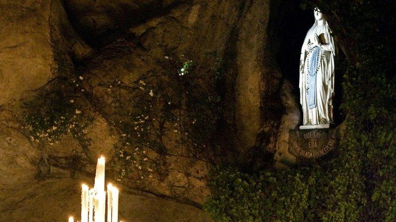 800 Valaisans privés de pèlerinage à Lourdes au printemps 2021