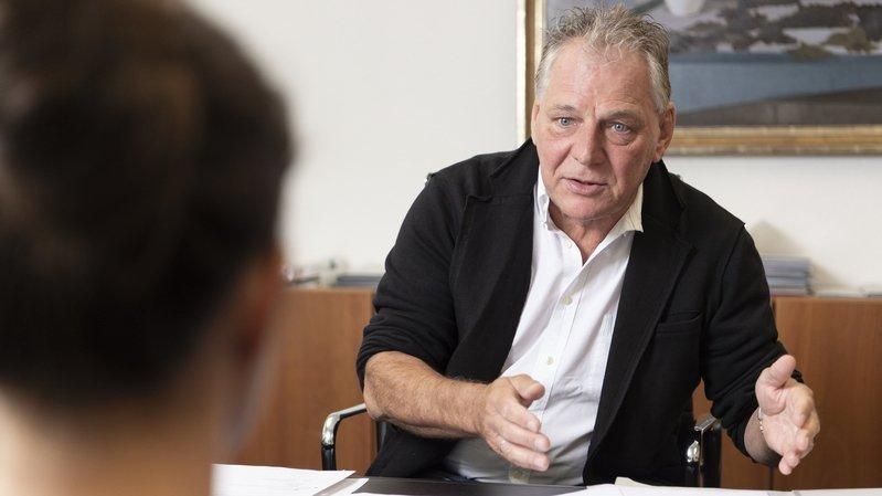 Jacques Melly: «Il n'a jamais été question d'encourager qui que ce soit à tirer des grands prédateurs»