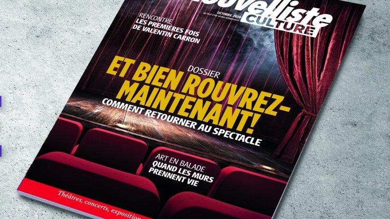 Le magazine «Culture» en lecture gratuite c'est par ici