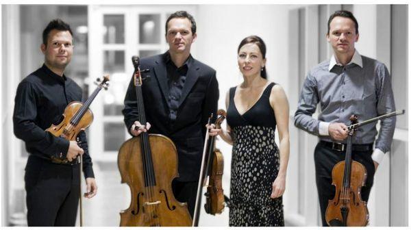 Le Quatuor Casal va régaler le public de l'hôtel de ville.