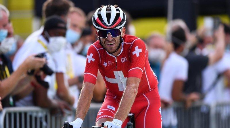 Tour de France: «Je n'ai pas de regret», assure Sébastien Reichenbach, troisième