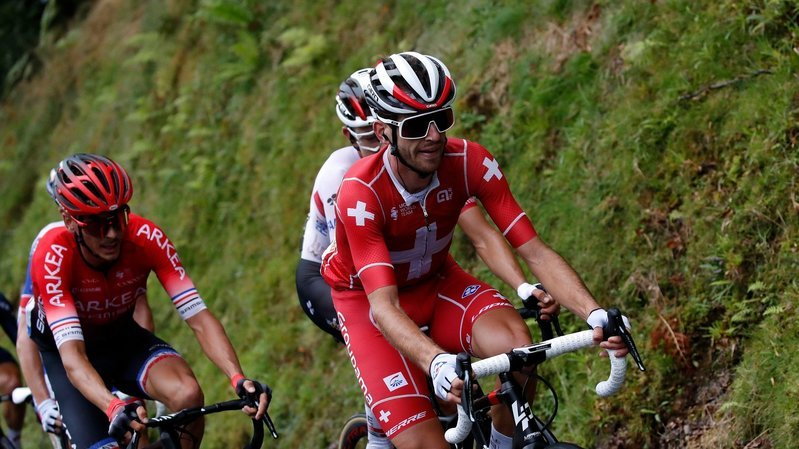 Tour de France: «Je tenterai encore ma chance ces prochains jours», promet Sébastien Reichenbach