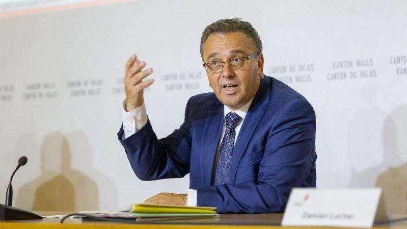Budget de l'Etat du Valais: malgré le coronavirus, un bénéfice en 2021