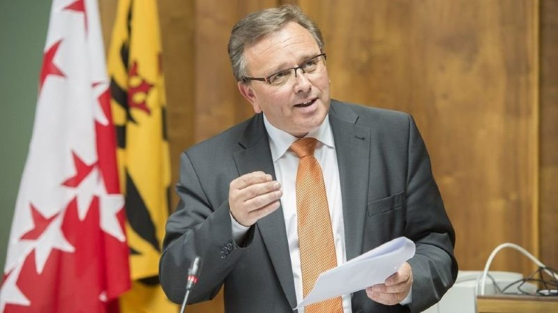 Roberto Schmid estime que la situation actuelle des finances cantonales permet d'absorber ces dépenses supplémentaires imprévues