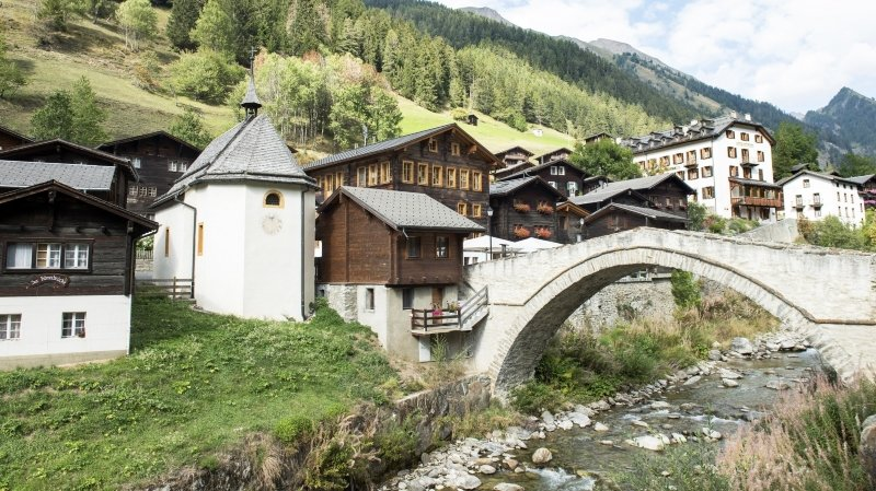 Les chapelles, les autres joyaux du Binntal
