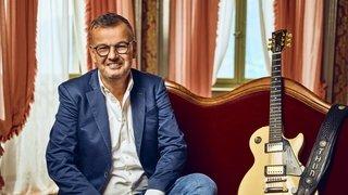 Philipp Fankhauser teinte de blues le Zermatt Festival