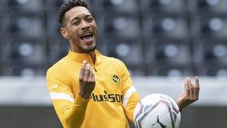Le FC Sion s'offre Guillaume Hoarau