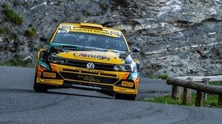Sébastien Carron: « Dommage d'avoir annulé le Rallye du Valais…»