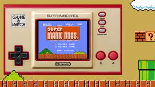 Jeux vidéo: pour les 35 ans de Mario, Nintendo relance une «Game and Watch»
