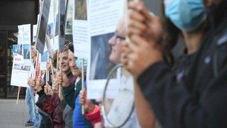 Ouverture du procès en appel des 12 militants du climat