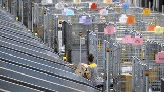 A Vétroz, la Poste inaugure un bijou technologique pour distribuer les colis