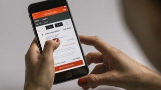 Zurich: elle achète son billet CFF 38 secondes trop tard et reçoit une amende