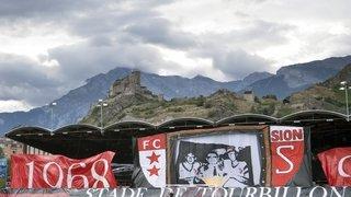 Les supporters du FC Sion appellent au boycott