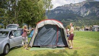 Vacances: un été record pour les campings suisses