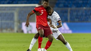 Football - Ligue des Nations: la Suisse fait match nul avec l'Allemagne