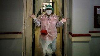 Coronavirus: les restrictions anti-Covid prolongées jusqu'en octobre en Argentine